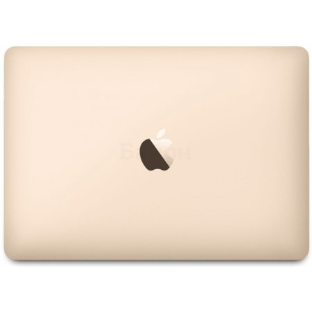 "Apple MacBook MLHF2RUA 12"", Intel Core M5, 1200МГц, 8Гб RAM, 512Гб, Золотой, Wi-Fi, MacOS X, Bluetooth"
