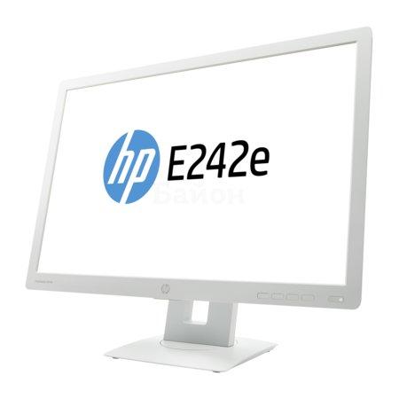 """HP E242e 24"""", Серый, HDMI, Full HD"""