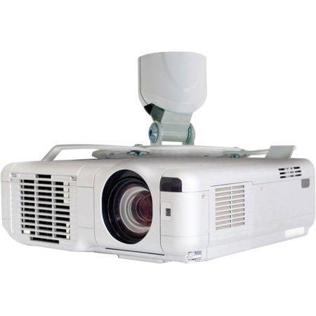 Кронштейн для проектора Kromax PROJECTOR-40 белый макс.15кг потолочный поворот и наклон