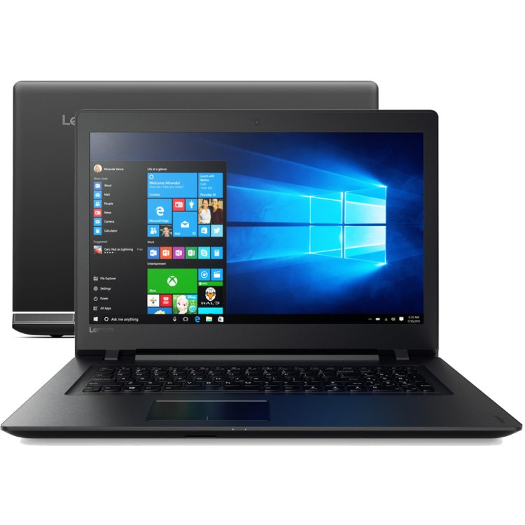 "Lenovo IdeaPad V110-17ISK 17.3"", Intel Core i3, 2000МГц, 4Гб RAM, 500Гб, DOS"