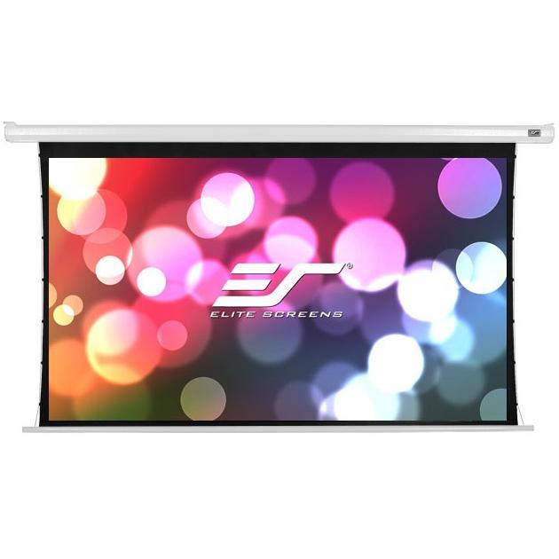 Экран Elite Screens 124.5x221.4см Tab-Tension ELECTRIC100XHT Spectrum 16:9 настенно-потолочный натяжной (моторизованный привод)