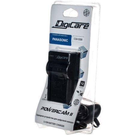 Зарядное устройство Digicare Powercam II для Panasonic CGA-S006