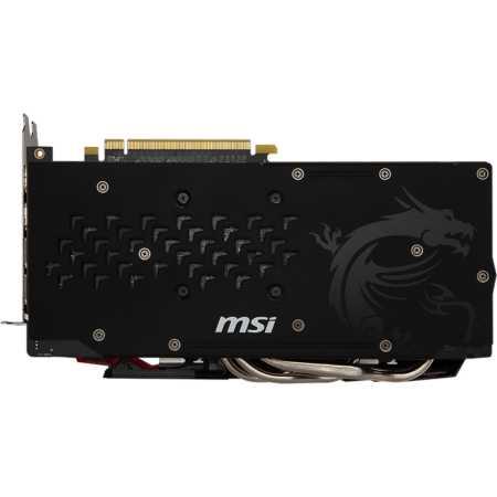 MSI RX 480 Gaming X 8192Мб