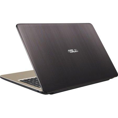 """Asus X540LJ-XX569T 15.6"""", Intel Core i3, 2000МГц, 4Гб RAM, DVD-RW, 500Гб, Коричневый, Windows 10, Bluetooth"""