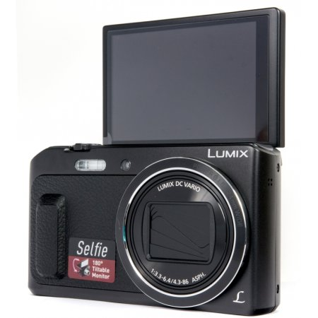 Panasonic Lumix DMC-TZ57 Черный, 16