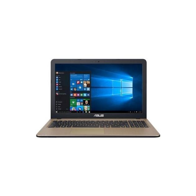 "ASUS X540LA-XX265T 15.6"", Intel Core i3, 2000МГц, 4Гб RAM, DVD-RW, 500Гб, Черный, Wi-Fi, Windows 10 Домашняя, Bluetooth от Байон"