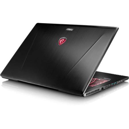 "MSI GS70 Stealth 6QE-436RU 17.3"", Intel Core i7, 2600МГц, 16Гб RAM, DVD нет, 1256Гб, Черный, Wi-Fi, Windows 10, Bluetooth"
