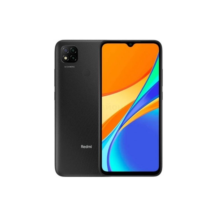 Xiaomi Redmi 9C 32GB Midnight Gray