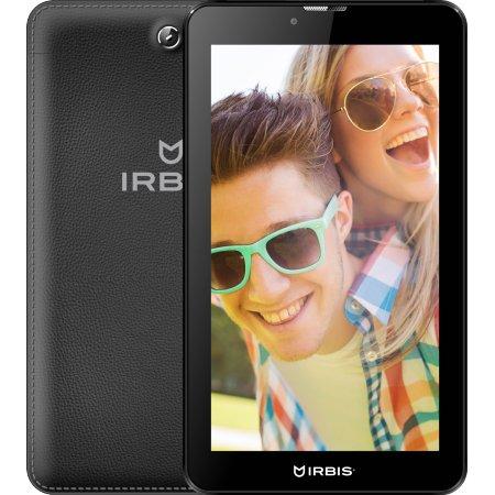 Irbis TZ70 Wi-Fi и 3G/ LTE, Черный Wi-Fi и 3G/ LTE, Черный, 8Гб, 0.5Гб, Li-Polymer