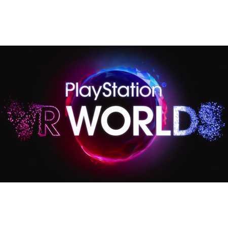 VR Worlds Русский язык, Sony PlayStation 4, боевик