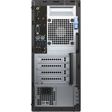 Dell Optiplex 7040 Intel Core i7, 3200МГц, 8192Гб, 500Гб, Win 10, Черный