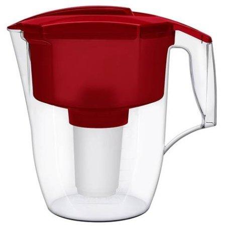 Фильтр для воды Аквафор Гарри красный