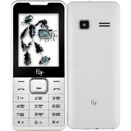 Fly FF243 Белый