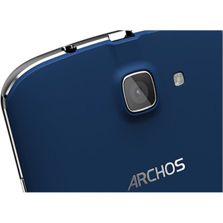 ARCHOS 50e Helium 8Гб, Синий, Dual SIM, 4G LTE, 3G