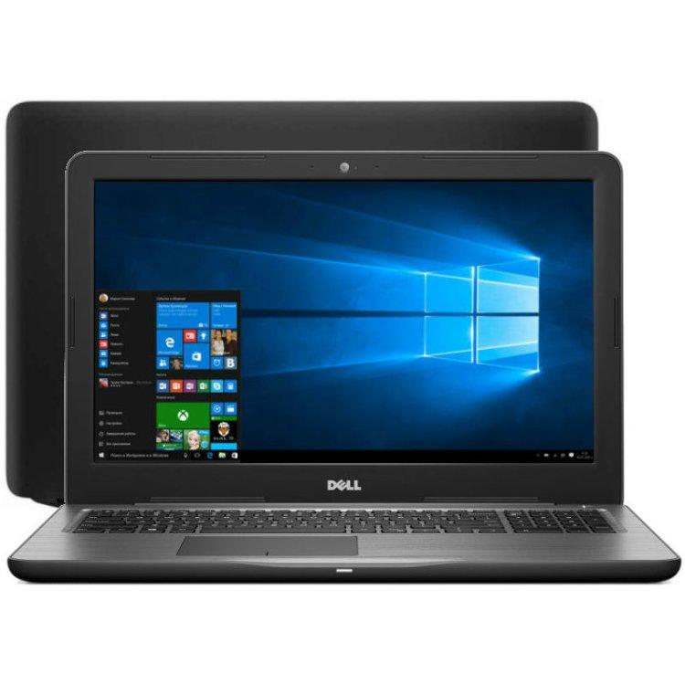 "Dell Inspiron 5767-2723 17.3"", Intel Core i7, 2700МГц, 8Гб RAM, DVD-RW, 1Тб, Wi-Fi, Windows 10, Bluetooth"