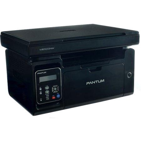 Pantum M6500 Лазерный \ светодиодный, Черный