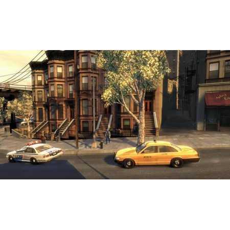 Grand Theft Auto IV Classics Xbox 360, Английский