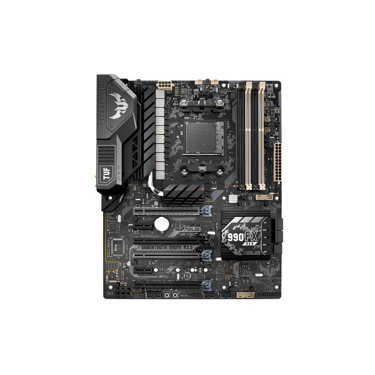 ASUS SABERTOOTH 990FX R2.0 AMD 990FX/SB950