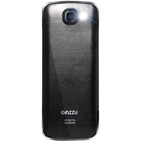 Ginzzu M101D Черный, 0.032Гб, 2 SIM