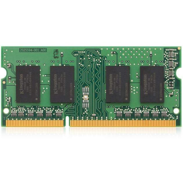 Kingston KVR21SE15S8/4 DDR4, 4Гб, PC4-17000, 2133, SO-DIMM