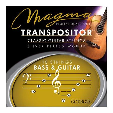 Комплект струн MedinaArtigas GCT-TR для классической гитары