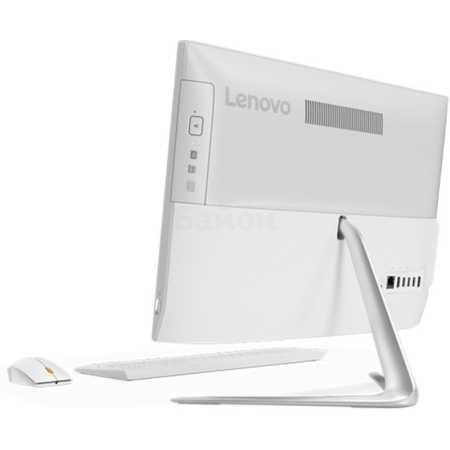 Lenovo 510-23ISH нет, Белый, 4Гб, 1000Гб, DOS, Intel Core i5