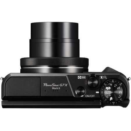 Canon PowerShot G7X Mark II Черный, 20.9
