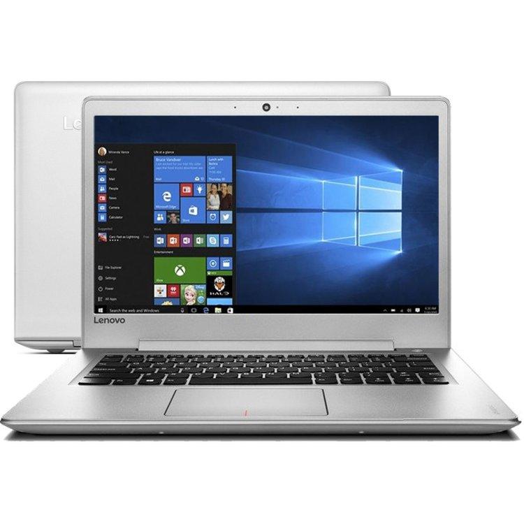 "Lenovo IdeaPad 510S-14ISK 14"", Intel Core i7, 2500МГц, 8Гб RAM, DVD нет, 256Гб, Wi-Fi, Windows 10 Pro, Bluetooth"