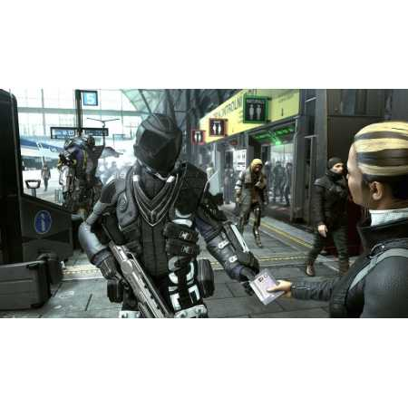 Deus Ex: Mankind Divided Day one edition для PlayStation 4