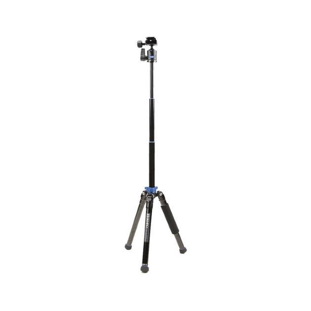 Benro IS05 Черный, Для фото- и видеокамер, Трипод - напольный (тренога)