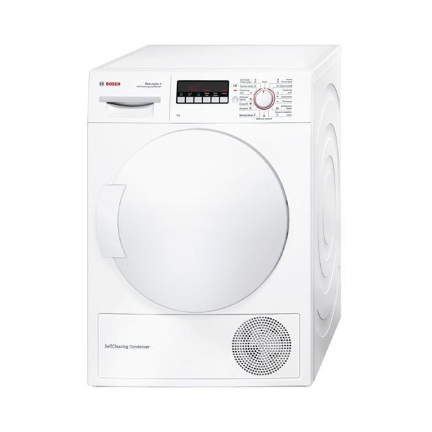 Bosch WTW 44261 OE Белый, 8кг Белый, 8кг
