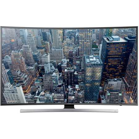 """Samsung UE55JU7500U 48"""", Серый, 3840x2160, Wi-Fi, Вход HDMI"""