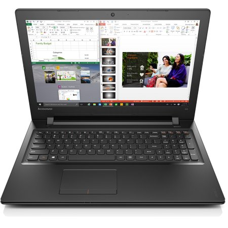 "Lenovo IdeaPad 300-15ISK 80Q701JARK 15.6"", Intel Core i3, 2300МГц, 4Гб RAM, DVD-RW, 500Гб, Черный, Wi-Fi, Windows 10, Bluetooth"