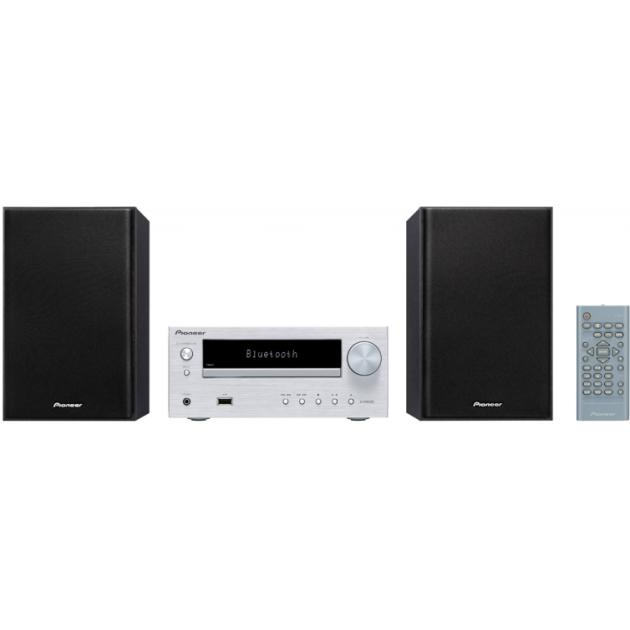 Микросистема Pioneer X-HM26-B черный 30Вт/CD/CDRW/FM/USB/BT