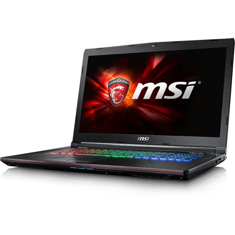 "MSI GE72 Apache Pro 6QE-400RU 17.3"", Intel Core i7, 2600МГц, 16Гб RAM, DVD-RW, 1Тб, Wi-Fi, Windows 10, Bluetooth, GTX 965M 2Gb"