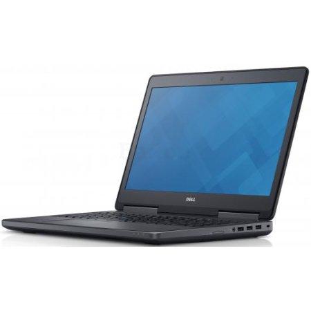 "Dell Precision 7510 15.6"", Intel Core i7, 2700МГц, 16Гб RAM, DVD нет, 1256Гб, Windows 10 Pro, Windows 7, Черный, Wi-Fi, Bluetooth"