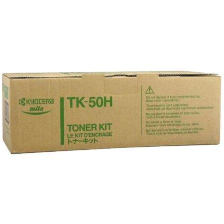 Kyocera-Mita TK-50H Тонер-картридж, Черный, Стандартная, нет