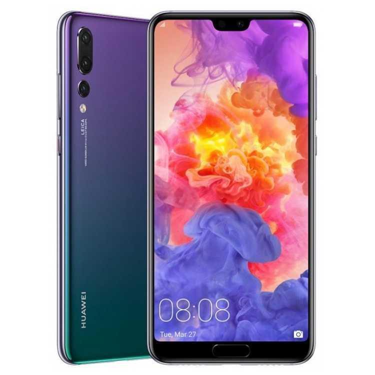 Huawei P 20 pro Фиолетовый