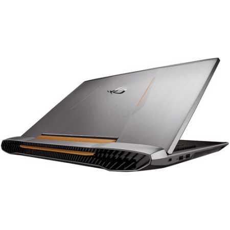 "Asus ROG G752VT-GC074T 17.3"", Intel Core i7, 2600МГц, 8Гб RAM, 2Тб, Серый, Wi-Fi, Windows 10, Bluetooth"