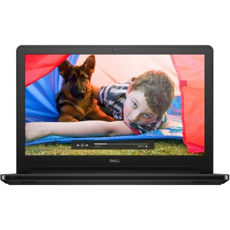 "Dell Inspiron 5558-8193 15.6"", Intel Core i3, 2000МГц, 4Гб RAM, DVD-RW, 1Тб, Черный, Wi-Fi, Linux, Bluetooth"