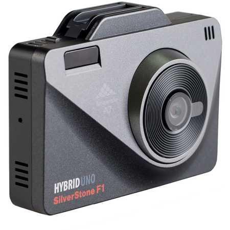 Silverstone F1 HYBRID UNO + видеорегистратор