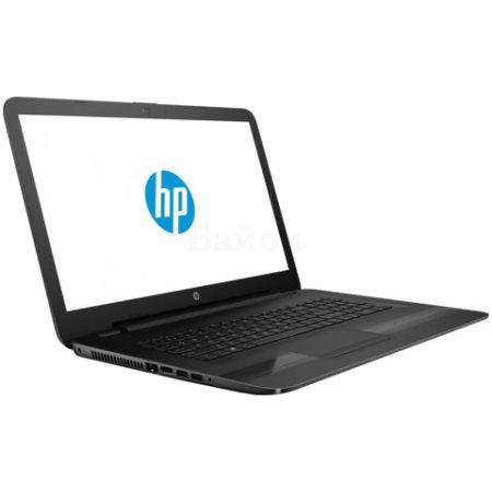 HP 17-y004ur AMD E2, 4Гб, 500Гб, DVD-RW, Черный, DOS, Wi-Fi, Bluetooth