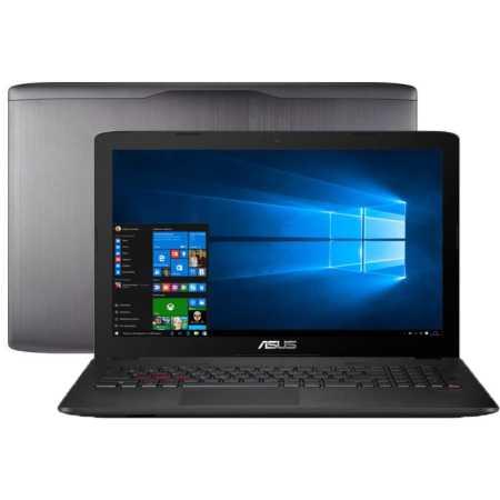 "Asus ROG GL552VX-DM087T 15.6"", Intel Core i5, 2300МГц, 8Гб RAM, DVD-RW, 1Тб, Черный, Wi-Fi, Windows 10 Домашняя, Bluetooth"