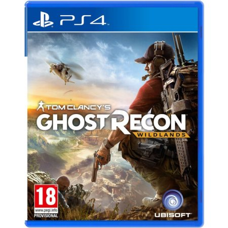 Tom Clancy's Ghost Recon: Wildlands Sony PlayStation 4