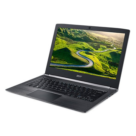 "Acer Aspire S5-371-33QH 13.3"", Intel Core i3, 2300МГц, 8Гб RAM, DVD нет, 128Гб, Черный, Wi-Fi, Linux"