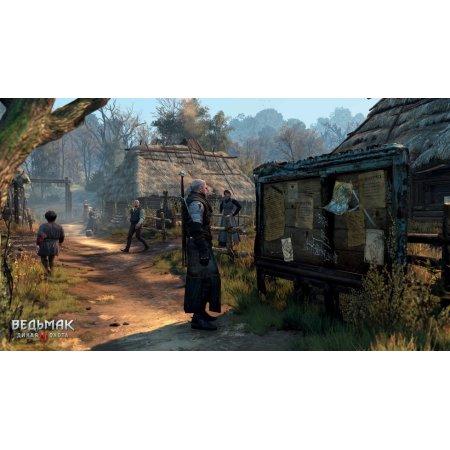 Ведьмак 3: Дикая охота Game of the Year Edition Русский язык, Sony PlayStation 4, ролевая
