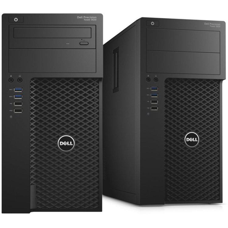 Dell Precision T3620 3300МГц, 16Гб, Intel Xeon, 1256Гб