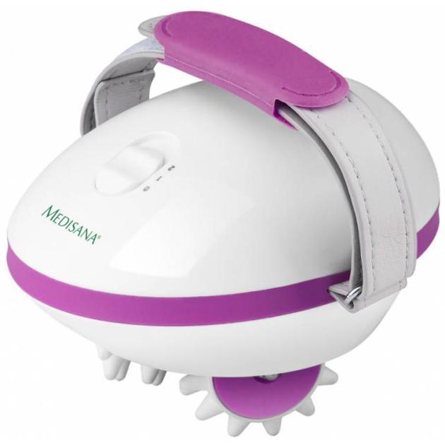 Массажер Medisana AC 850 белый/розовый 88540