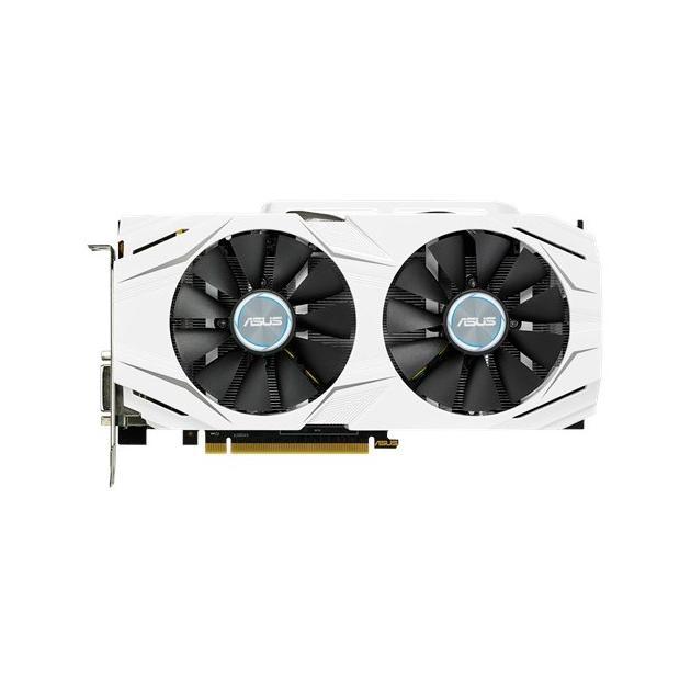 Asus GeForce GTX 1060 Series PCI-E 16x 3.0, 3072Мб, GDDR5 DUAL-GTX1060-3G