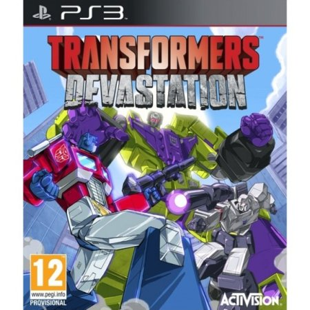 Transformers: Devastation Sony PlayStation 3